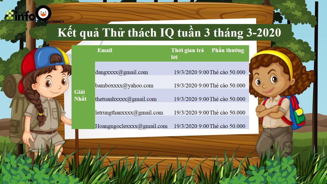 ket-qua-thu-thach-iq-tuan-3-thang-3-2020